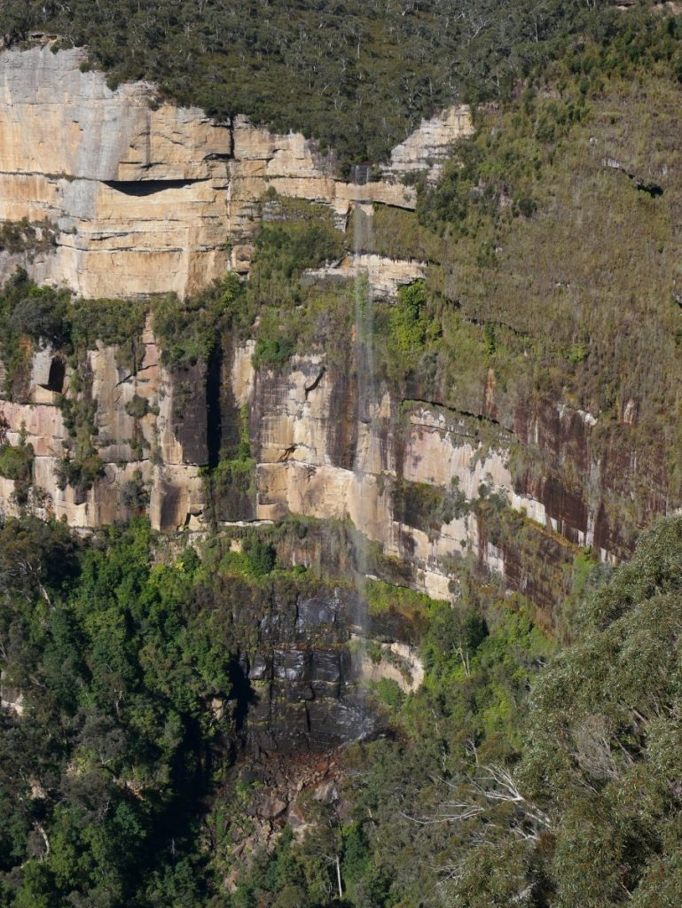 Rodriguez Pass Circuit, Blue Mountains NSW
