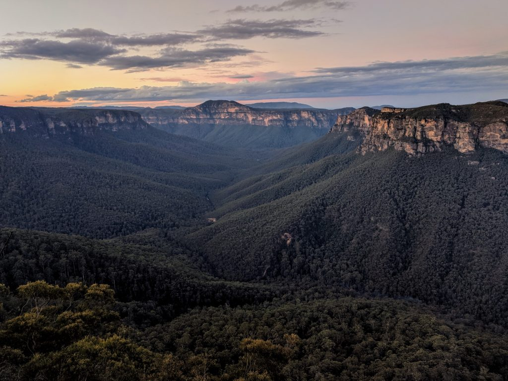 Grand Canyon Circuit, Blue Mountains