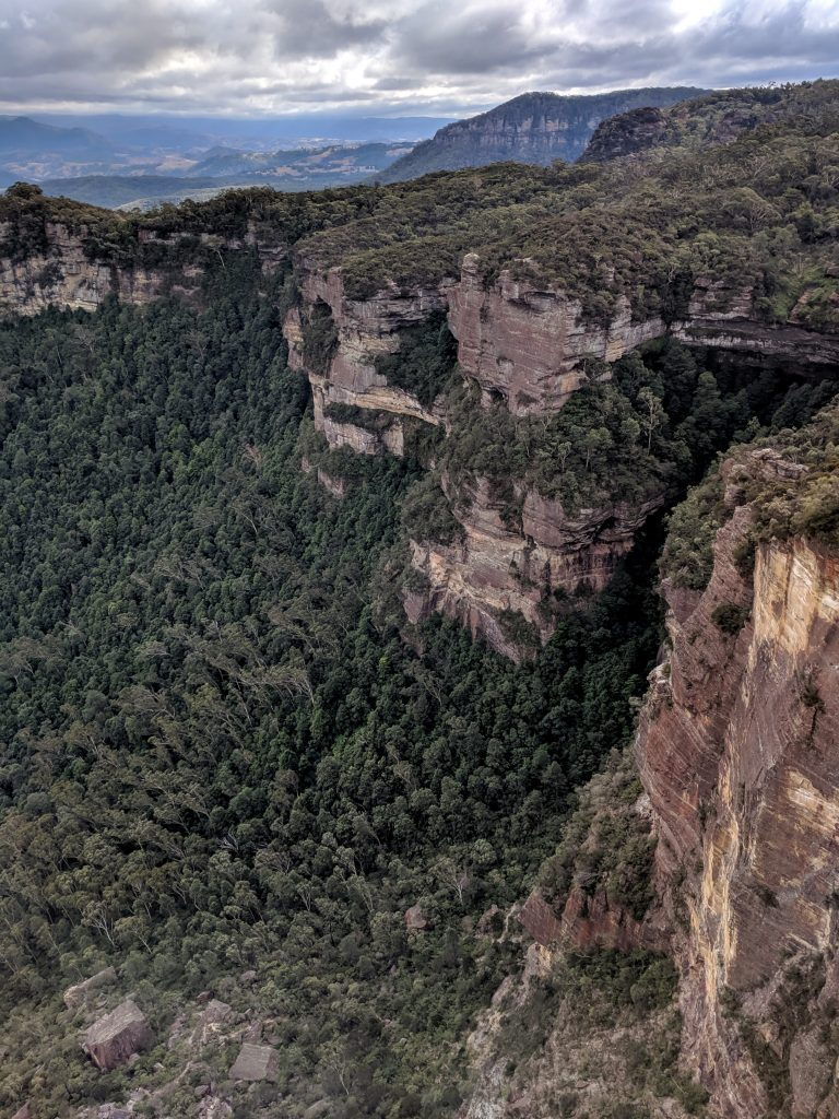 Katoomba Landslide Circuit, Blue Mountains