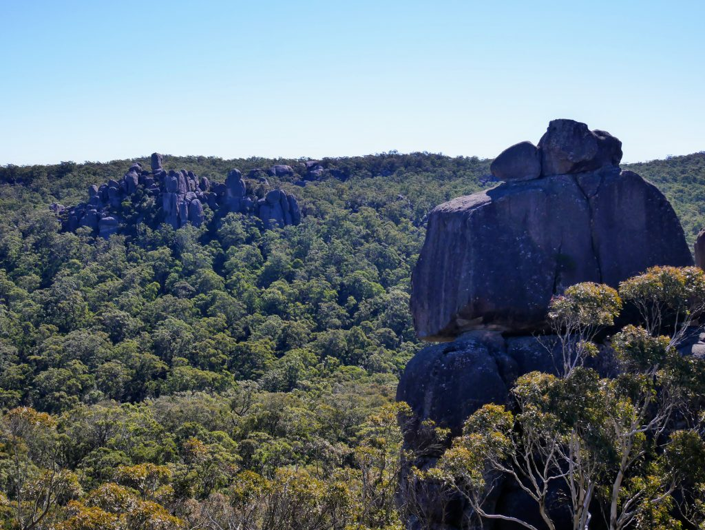 Cathedral Rock & Woolpack Rocks, Cathedral Rock National Park