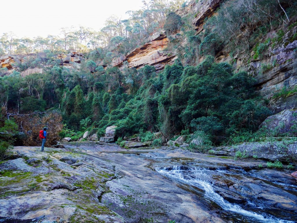 Mermaids Pool & Tahmoor Canyon, Southern Highlands NSW