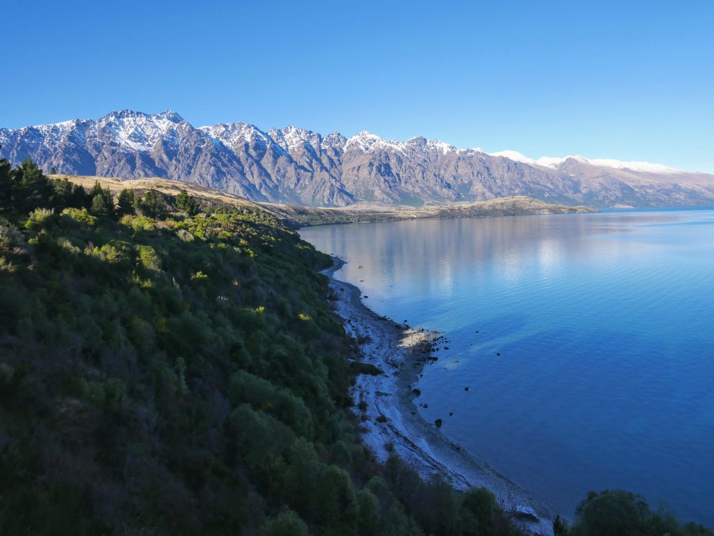 Jacks Point Track, Queenstown area