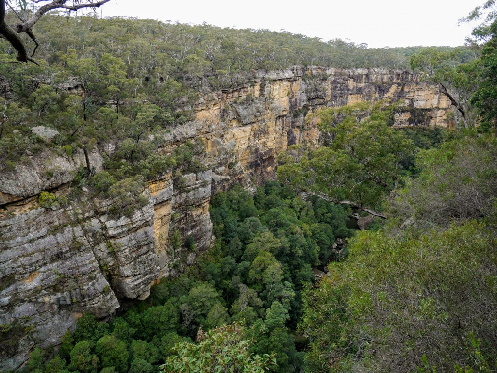 Bundanoon Gorge Lookouts, Southern Highlands NSW