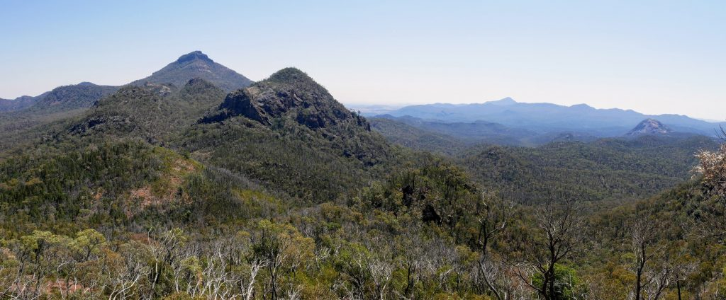 Bluff Mountain & Grand High Tops Circuit, Warrumbungles