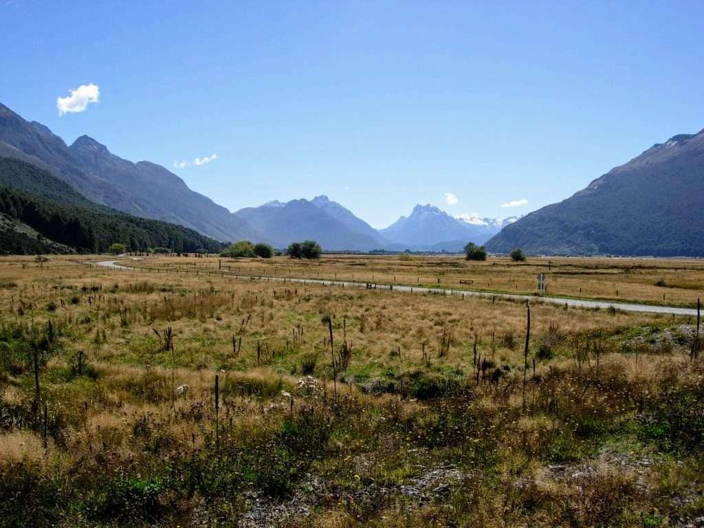 Glacier Burn Track, near Glenorchy
