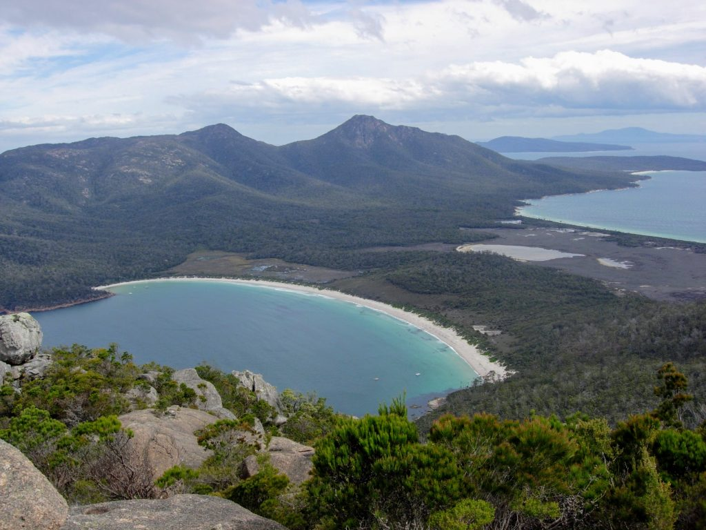 Mt Amos Track, Freycinet National Park