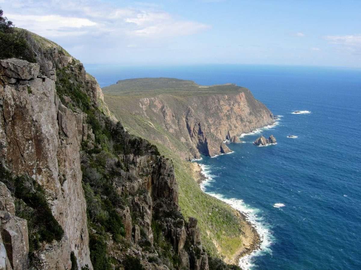Cape Raoul Track, Tasman Peninsula, Tasmania