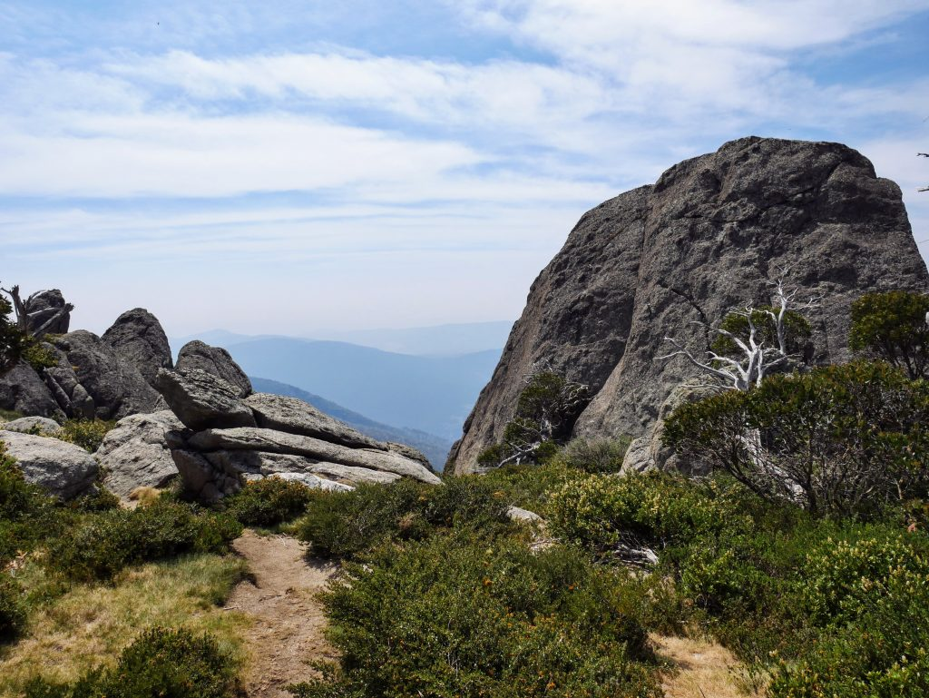 Porcupine Rocks, Mt Duncan & Mt Wheatley, Kosciuszko National Park