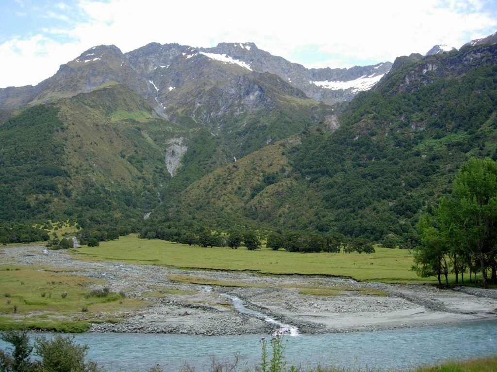 Rob Roy Glacier Track, Mt Aspiring National Park