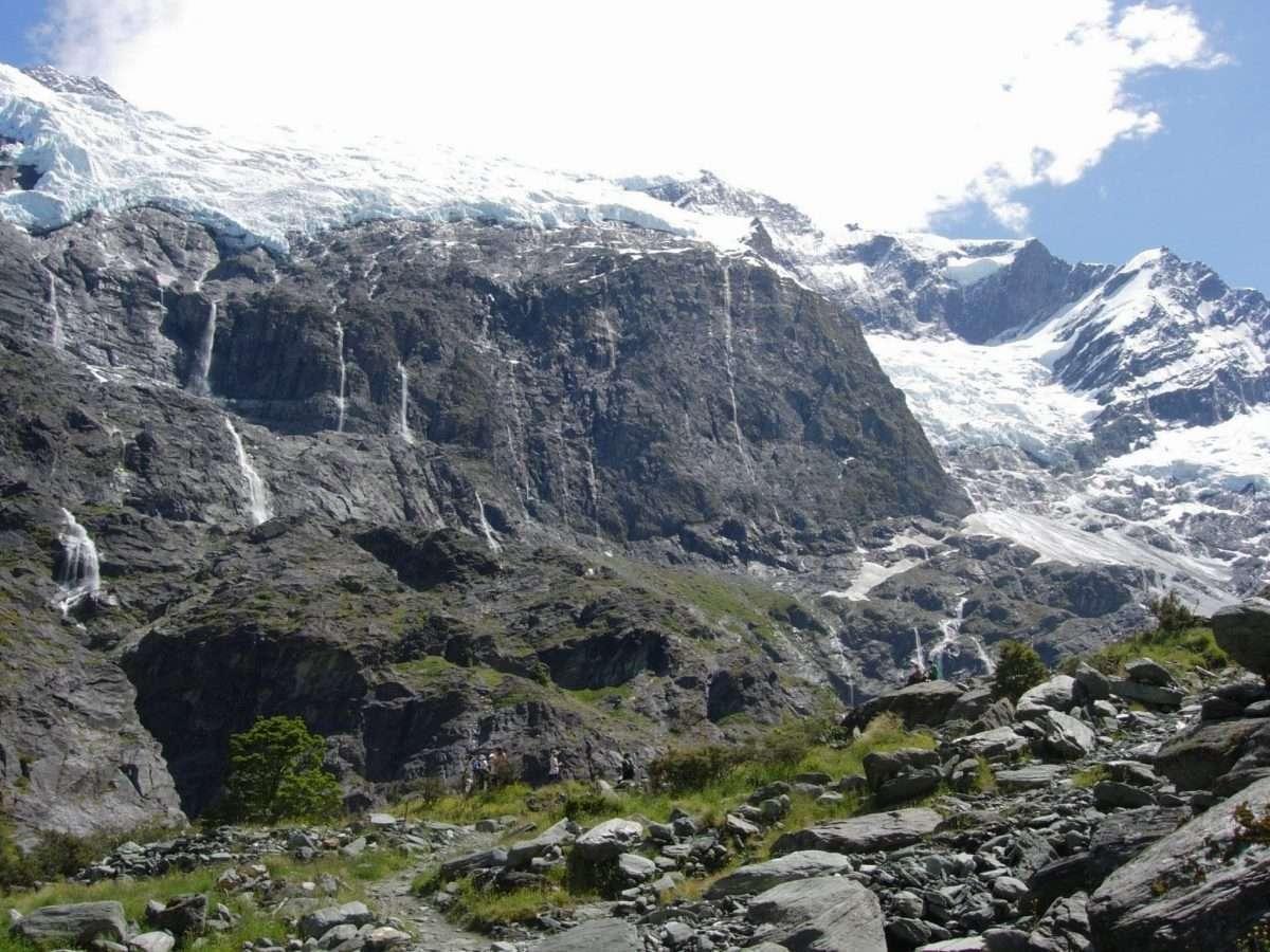 Rob Roy Glacier Track, Mt Aspiring National Park