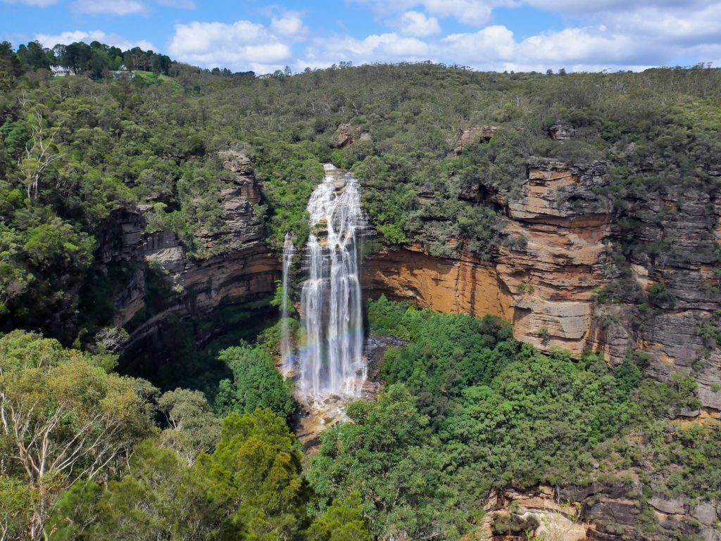 Princes Rock Walking Track, Wentworth Falls