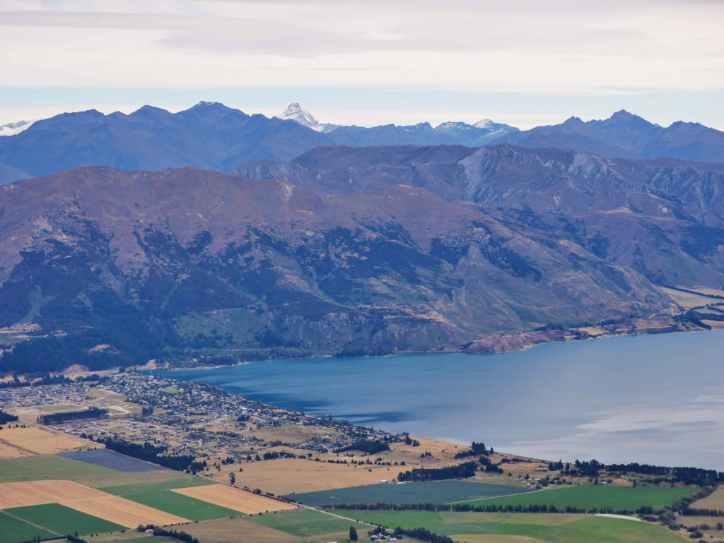 Grandview Mountain Track, Lake Hawea