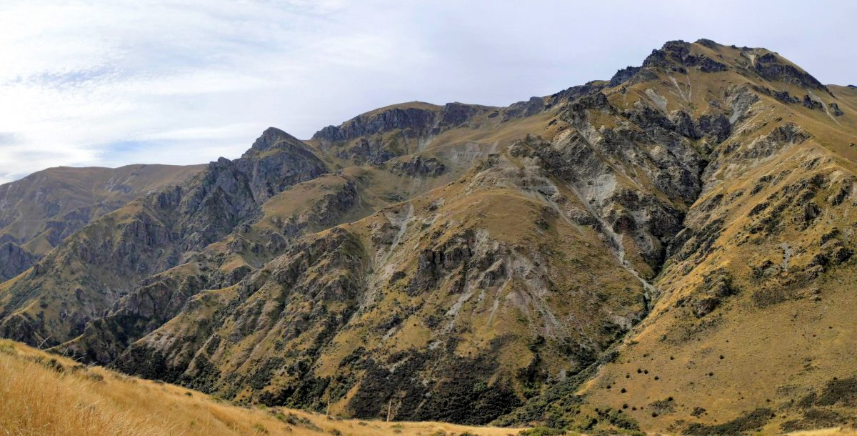 Grandview Mountain Track, Lake Hawea, Otago