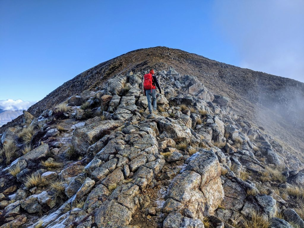 Mt Somers from Sharplin Falls Reserve
