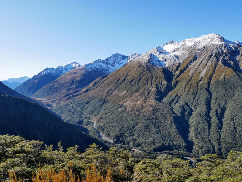 Avalanche Peak Circuit, Arthur's Pass National Park