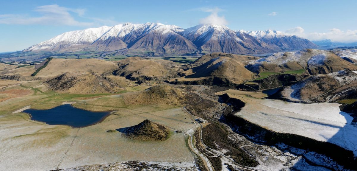 Big Ben via Dry Acheron Stream, Korowai/Torlesse Tussocklands Park, Canterbury NZ
