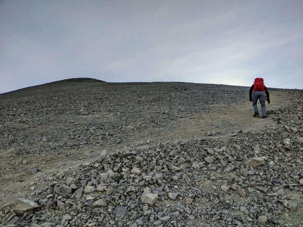 Castle Hill Peak and Foggy Peak, Korowai/Torlesse Tussocklands Park