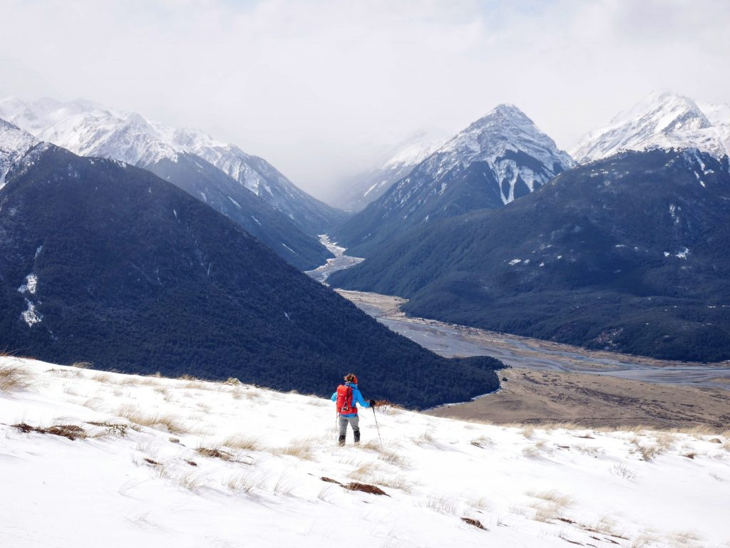 Bealey Spur Track to point 1545m, Arthur's Pass National Park