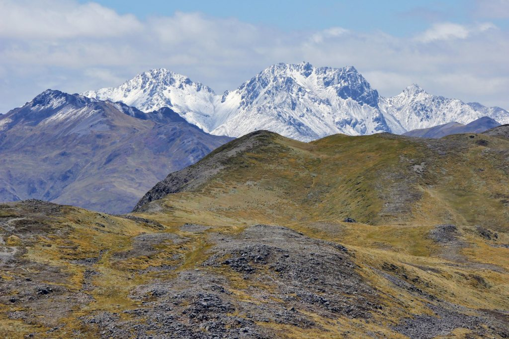 Lewis Tops Route, Lewis Pass Scenic Reserve, Canterbury NZ