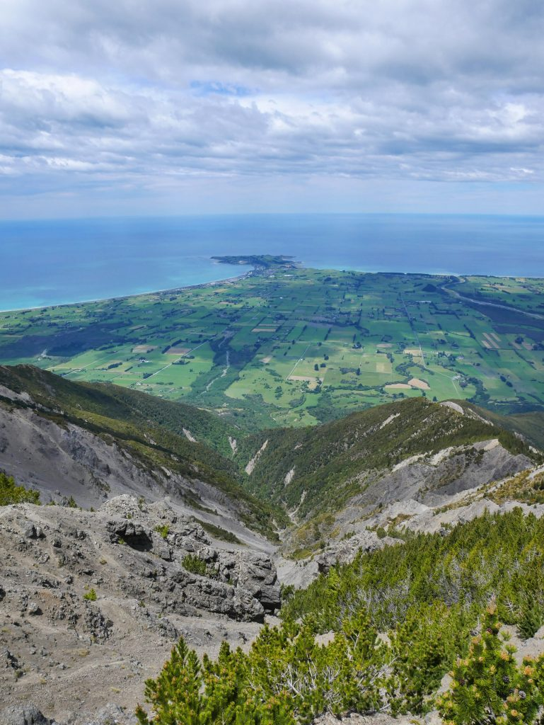 Mt Fyffe & Gables End, Kaikoura