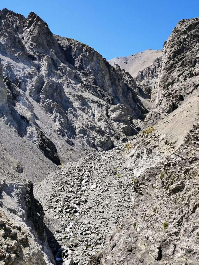 Mt Taylor ascent, Canterbury