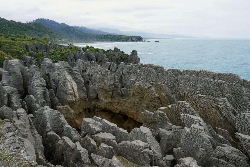 Pancake Rocks, Paparoa National Park, Punakaiki