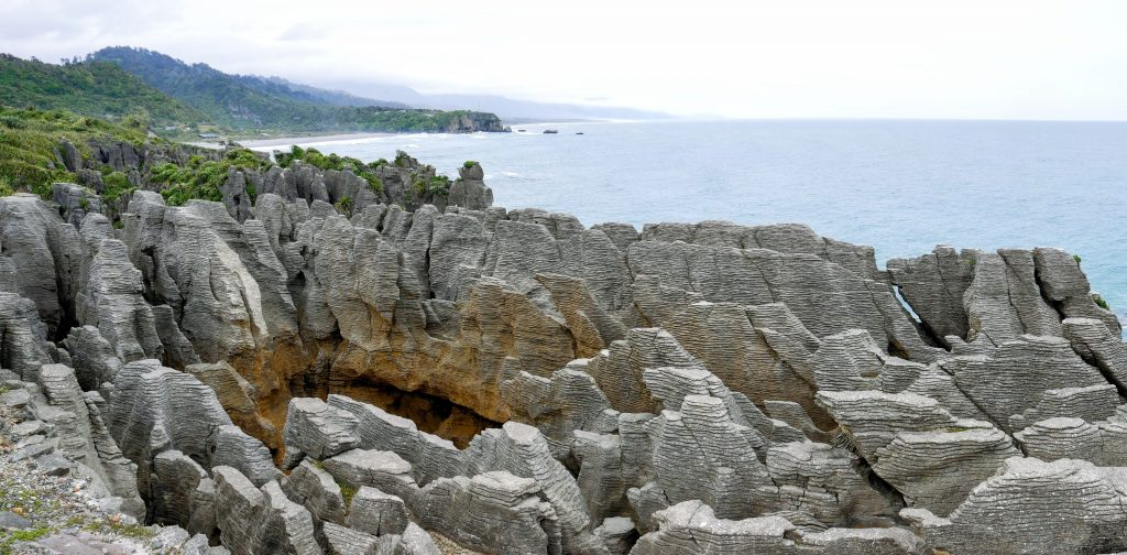 Pancake Rocks, Paparoa National Park, Punakaiki