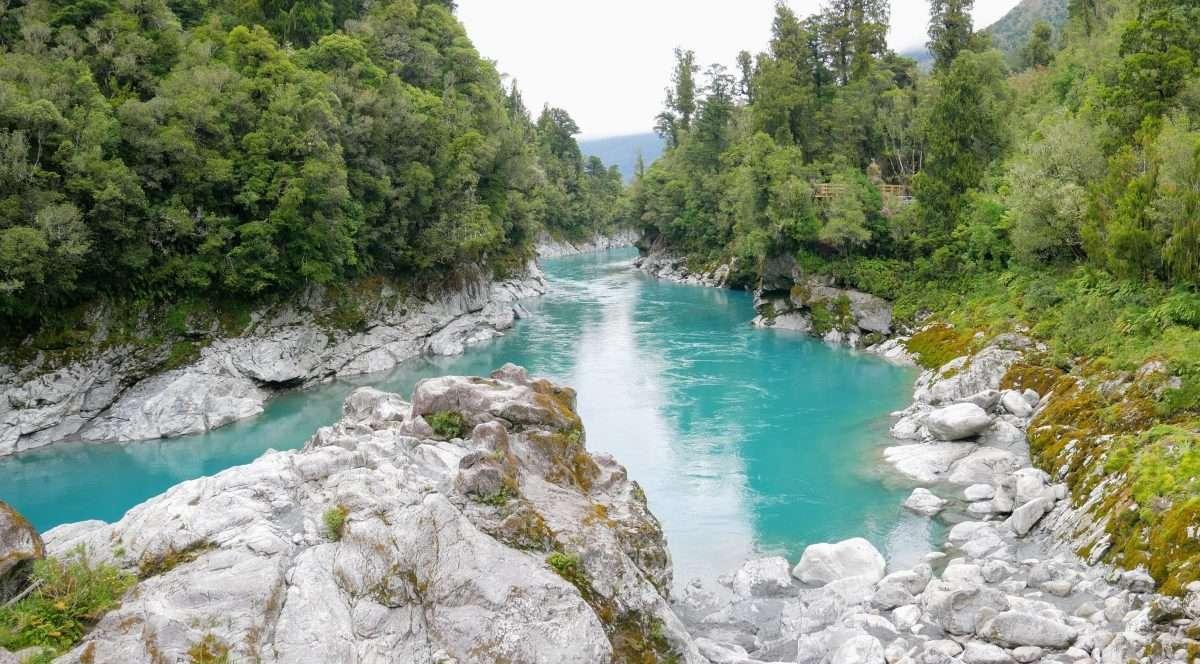 Hokitika Gorge Walk, Westland NZ
