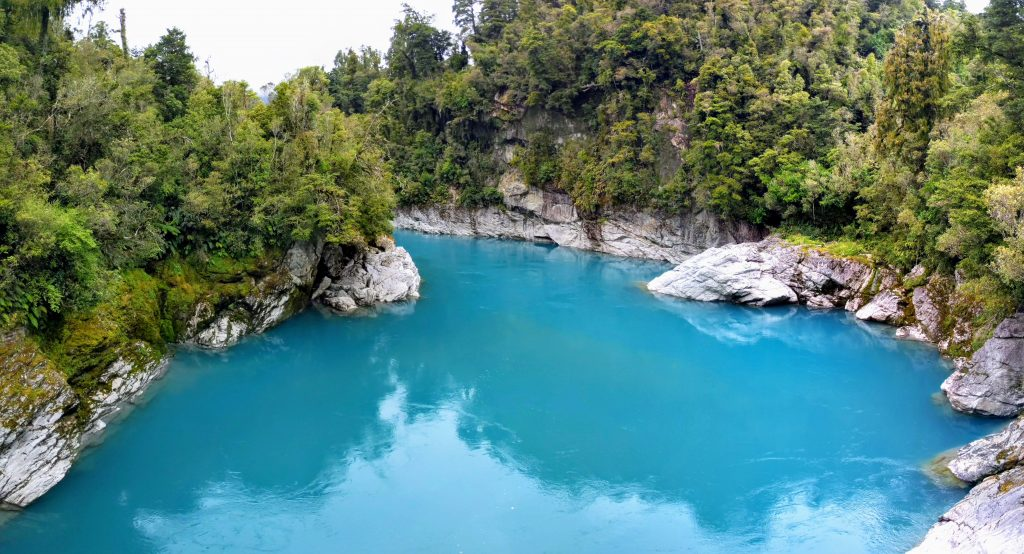 Hokitika Gorge Walk, Hokitika Gorge Scenic Reserve, Westland
