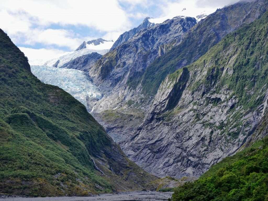 Forest Walk & Sentinel Rock, Franz Josef Glacier, Westland Tai Pouhini National Park