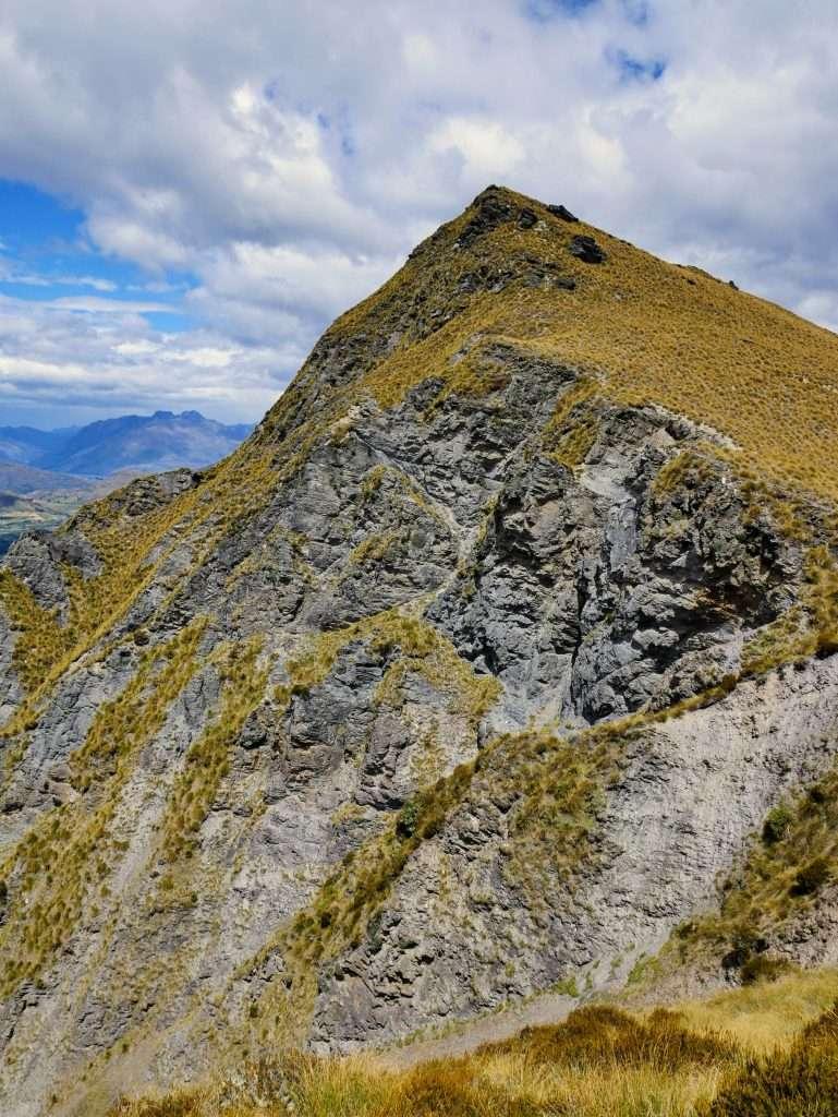 Coronet Peak to Brow Peak, Queenstown NZ