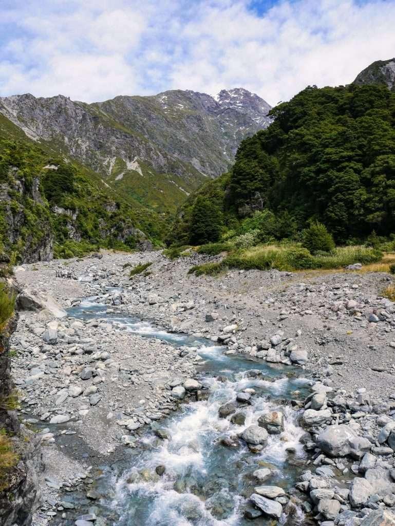 Sebastopol via Red Tarns, Aoraki Mt Cook National Park