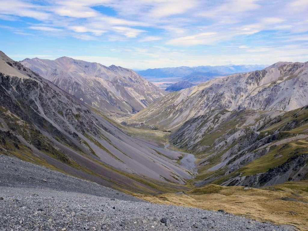 Godley Peak & Moorhouse Peak via Homestead Hill, Palmer Range