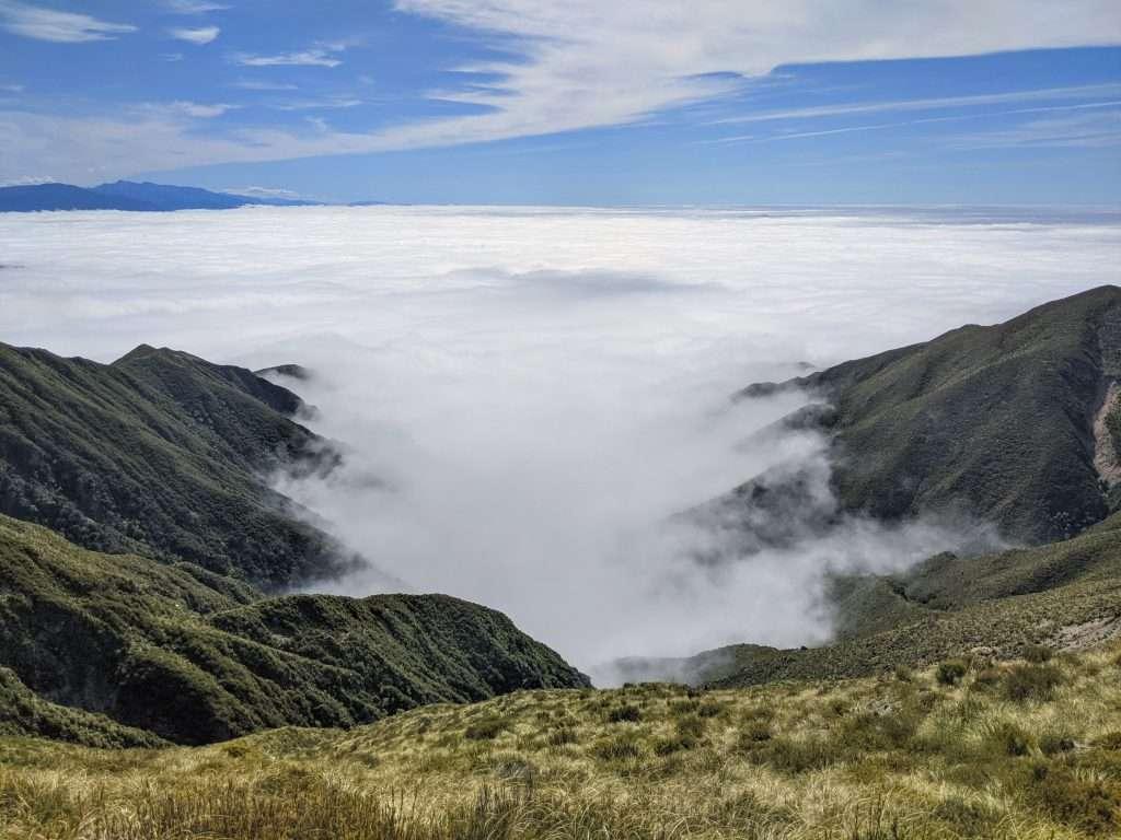 Mt Peel via Middle & Little Mt Peel, Canterbury NZ