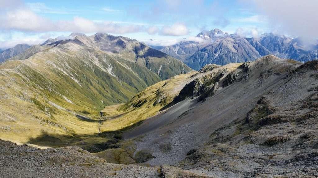 Goat Hill via Barrack Creek Route, Arthur's Pass