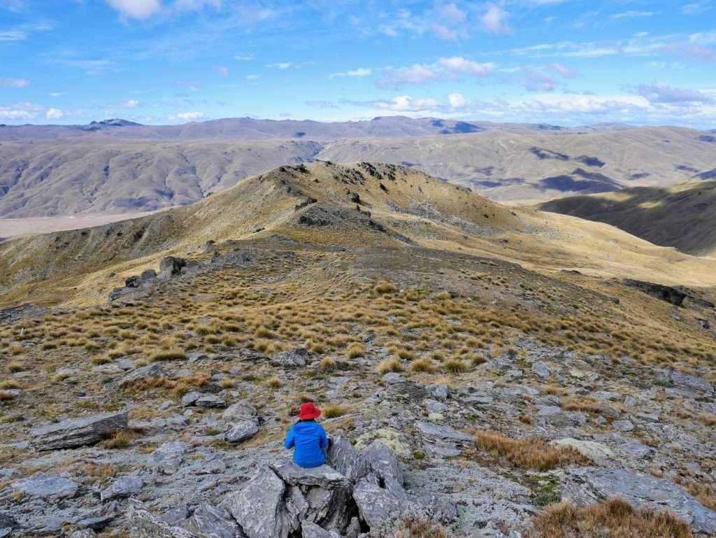 Lorn Peak ascent, Kingston