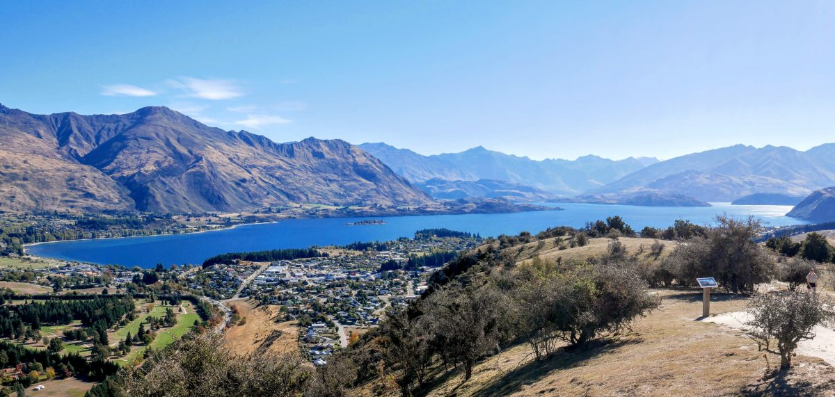 Mt Iron Circuit, Wanaka, Otago NZ