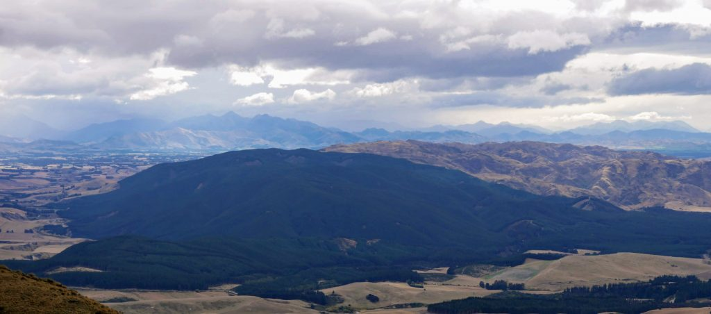 Mt Grey / Maukatere Circuit, North Canterbury
