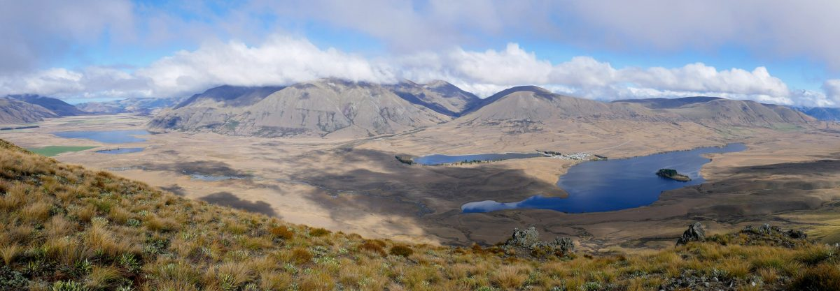 Mt Guy & Lake Clearwater Circuit Track, Canterbury NZ