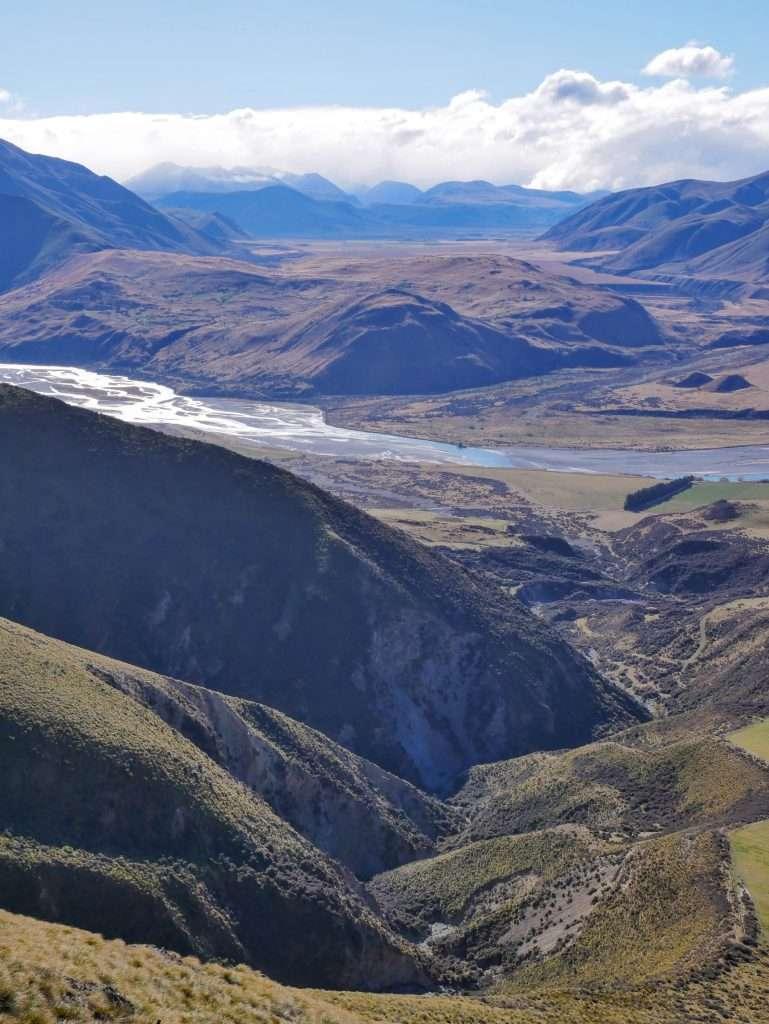 Coal Hill Track, Mt Peel Conservation Area