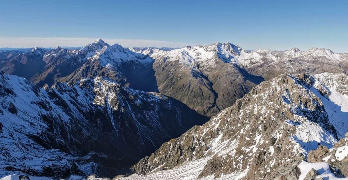 Mt Cassidy – Blimit Traverse, Arthur's Pass National Park NZ