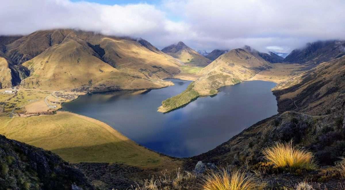 Moke Lake Viewpoint & Williamson Spur, Queenstown NZ
