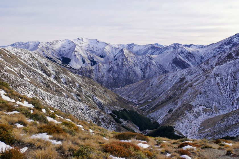 Mt Clara via Fowlers Pass, St James Conservation Area