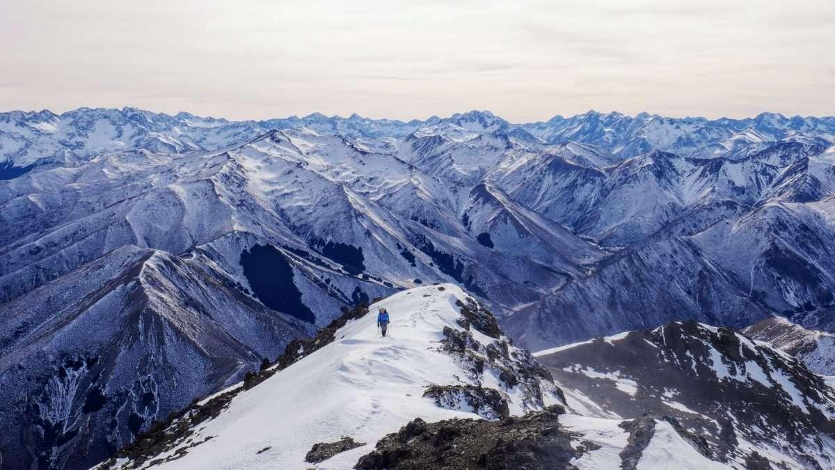 Mt Clara via Fowlers Pass, St James Conservation Area, Canterbury NZ