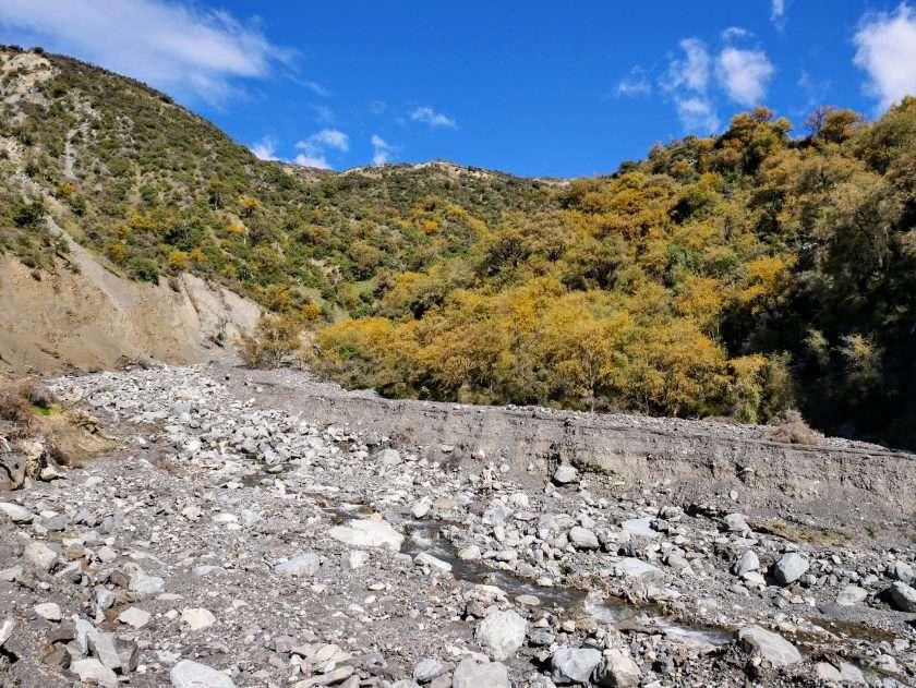 Rat Hill via Redcliffe Stream