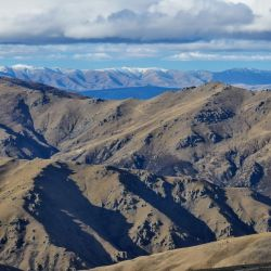 Cloudy Peak ascent, Otago NZ