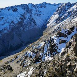 Mt Aicken ascent, Arthur's Pass National Park